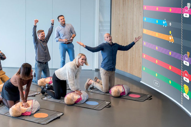 first aid courses for workplaces